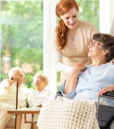 Aged Care Fire Evacuation Plan